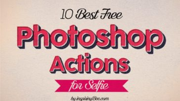 12 Free Cinematic Photo Effect Actions for Adobe Photoshop