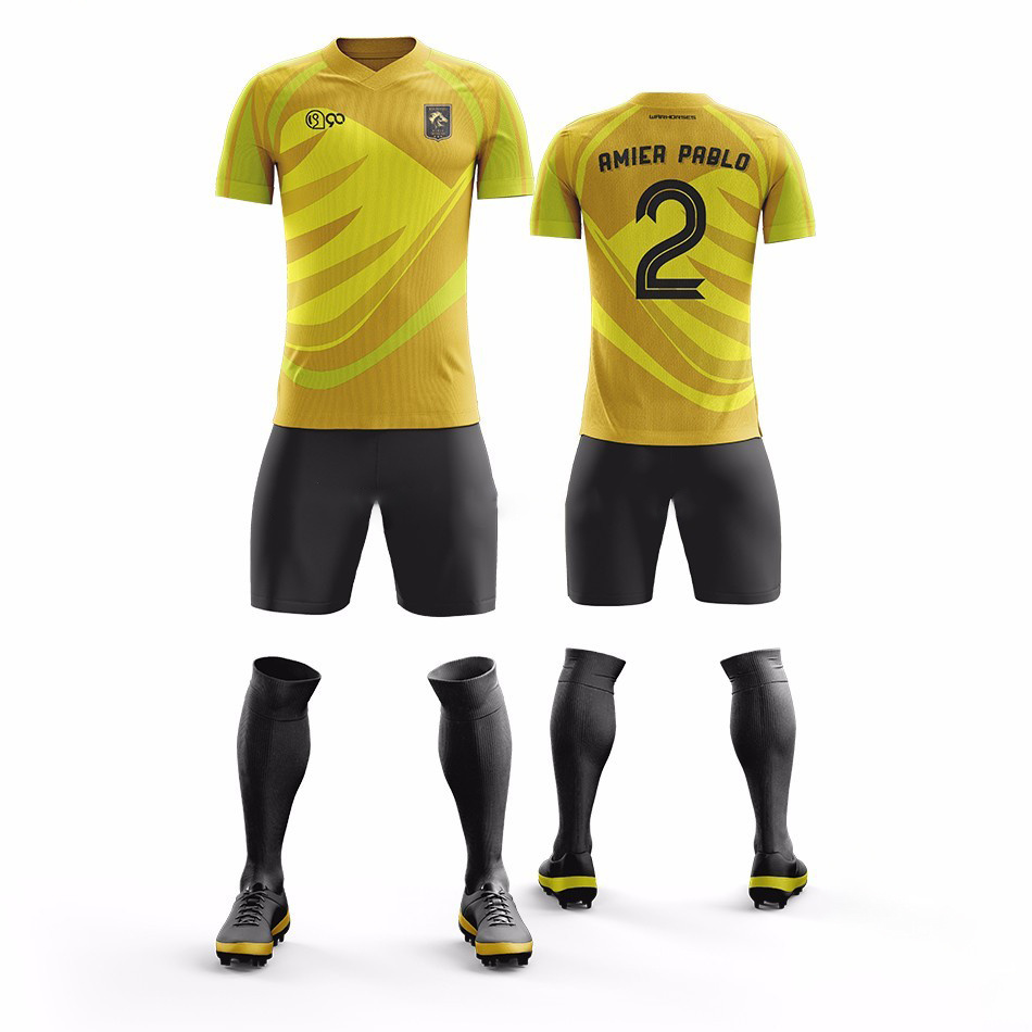 Download #Updated 18+ Free Jersey Mockup PSD and Sports Kits Mockup PSD Free Mockups